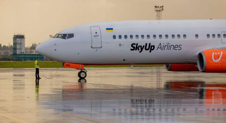 В SkyUP будут брать деньги за выбор мест
