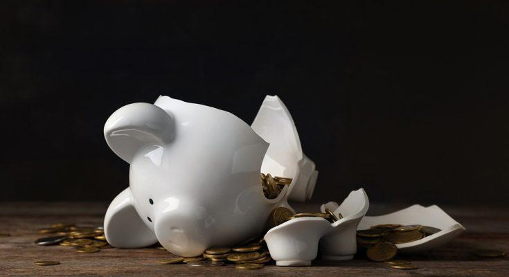 В Украине ликвидирован еще один банк-банкрот